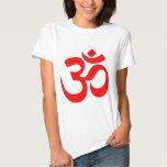 Om (ॐ) - Hindu and Buddhist Symbol T-Shirt