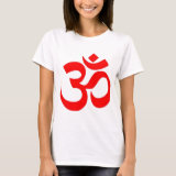Om (ॐ) - Hindu and Buddhist Symbol T-Shirt
