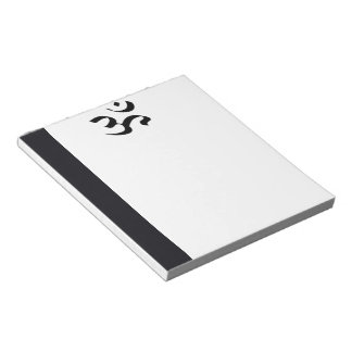 Om 1 note pad
