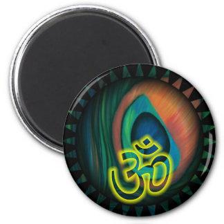 Om 3 2 inch round magnet