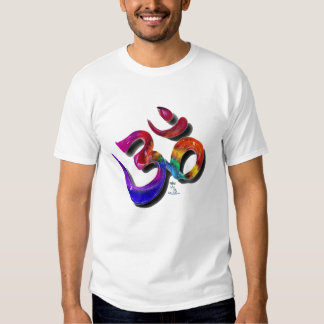 OM 3D Color T-shirt