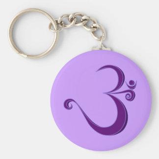 Om - alicious Keychain
