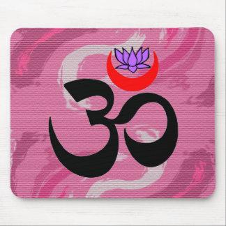 OM artístico - Yoga Mousepad