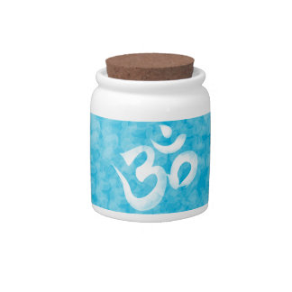 Om / Aum Candy Dishes