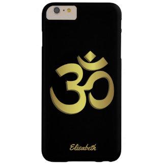 Om ( Aum ) Namaste yoga symbol Barely There iPhone 6 Plus Case