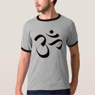 OM - AUM - OHM  HINDU BUDDHIST SYMBOL T SHIRT