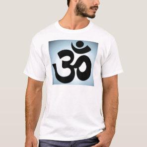 om,aum,sanskrit, mantra, yoga, tantra T-Shirt