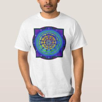 Om (AUM) Yantra mandala T-shirts