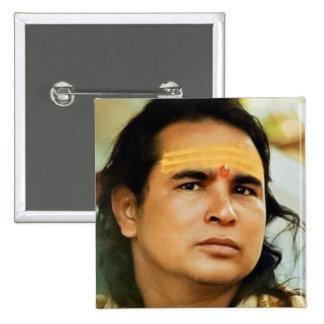Om Babaji Button