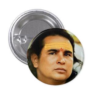 Om Babaji Pinback Button