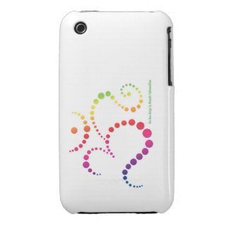 Om Bow Phone Case (b) iPhone 3 Cover