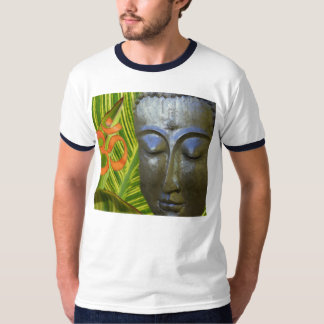 Om Buddha in the total universe of Buddhahood T-Shirt