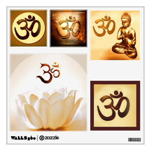 OM Collection Wall Sticker