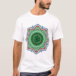 Om Design T-Shirt