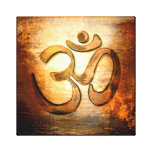 OM GALLERY WRAPPED CANVAS