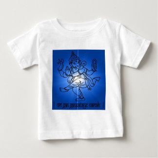 Om-Gan-Ganpataye-Namah Baby T-Shirt