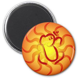 OM Ganesha - Magnet