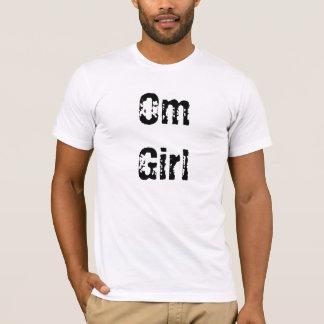Om Girl T-Shirt