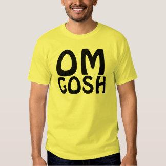 OM, GOSH TSHIRT