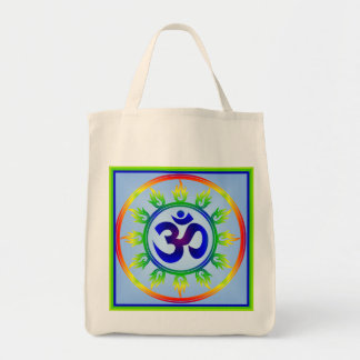 Om grocery tote