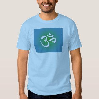 OM hindú - símbolo de la meditación Playeras