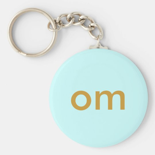 om keychain