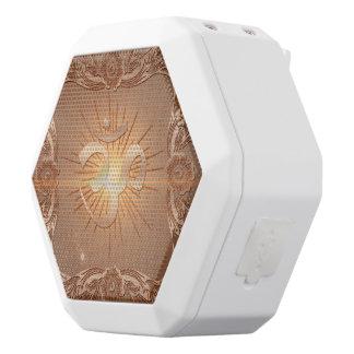 OM la muestra Altavoces Bluetooth Blancos Boombot REX
