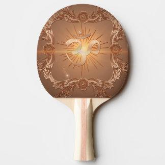 OM la muestra Pala De Ping Pong