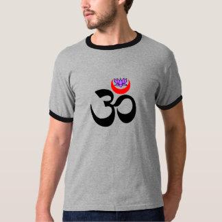 Om Lotus - Yoga T-Shirt