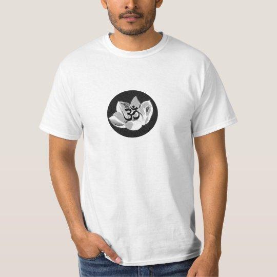 Om Lotus - Yoga Tee Shirt