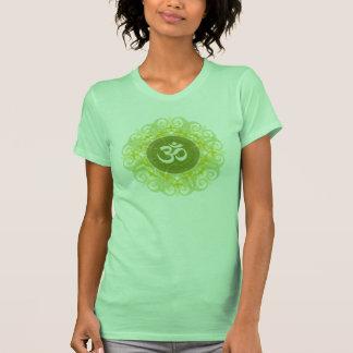 Om Mandala Petite T-shirt
