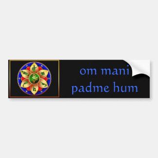 Om Mani Padme Hum Bumper Stickers