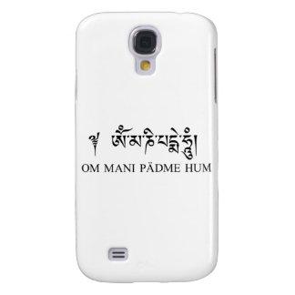 Om Mani Padme Hum Samsung Galaxy S4 Cover
