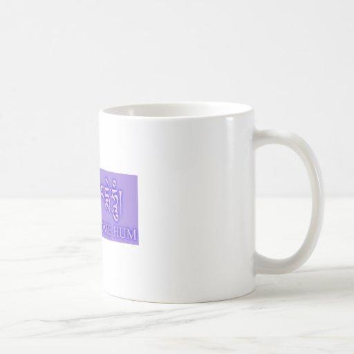 Om Mani Padme Hum Coffee Mug