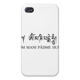 Om Mani Padme Hum Case For iPhone 4