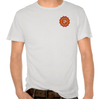 Om Mani Padme ¡hum t - shirt Camisetas