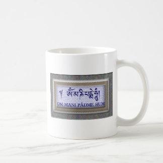 Om Mani Padme Hum Tea Cup