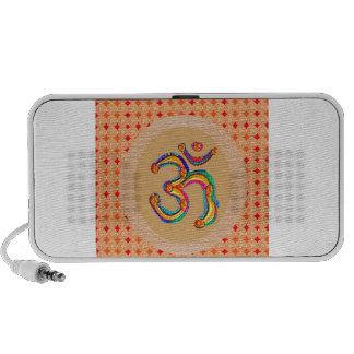 OM Mantra 108 - Chant Value is 56x365x108 x9 Laptop Speaker