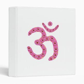 Om Mantra  : Chant Yoga Meditation Binder