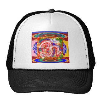 OM MANTRA : Dedication Passion Chant Prayer Hats