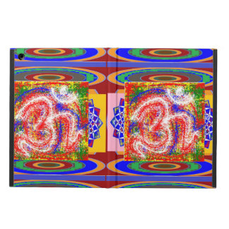 OM MANTRA : Dedication Passion Chant Prayer iPad Air Cases