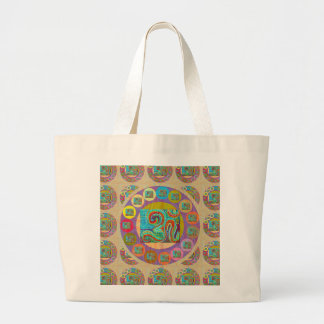 OM Mantra Encouraging Display and Chanting Canvas Bags