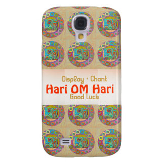 OM Mantra : Encouraging Display and Chanting Galaxy S4 Case