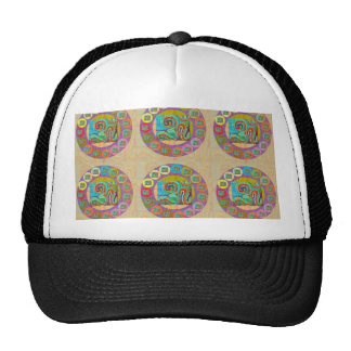 OM Mantra : Encouraging Display and Chanting Trucker Hat