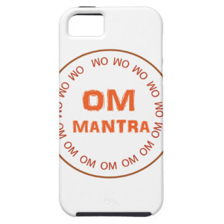 OM MANTRA Gifts by Navin Joshi iPhone SE/5/5s Case