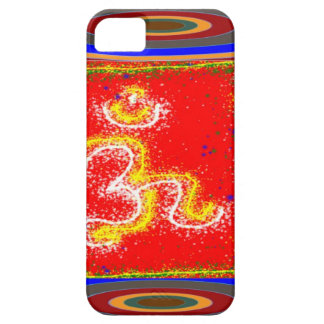 Om Mantra Glow iPhone SE/5/5s Case