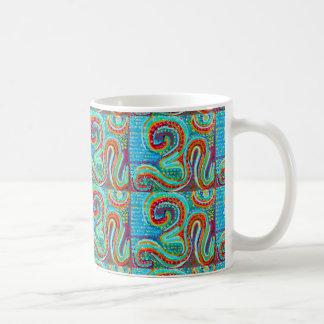 OM MANTRA Infinity - Display Meditate Chant Yoga Coffee Mug