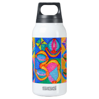 OM Mantra Matrix : Display n Give away use only Insulated Water Bottle