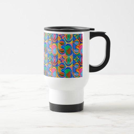 OM Mantra Matrix : Display n Give away use only Coffee Mug