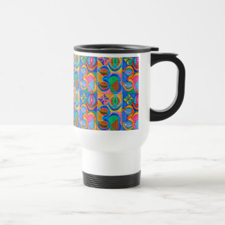 OM Mantra Matrix : Display n Give away use only Travel Mug